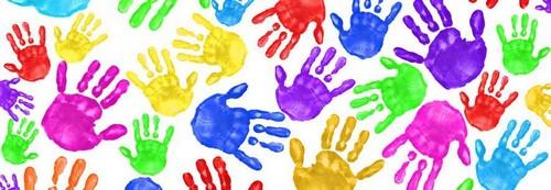 bigstock-Handpainted-Handprints-Of-Kids-3372506