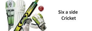 6 A Side Cricket