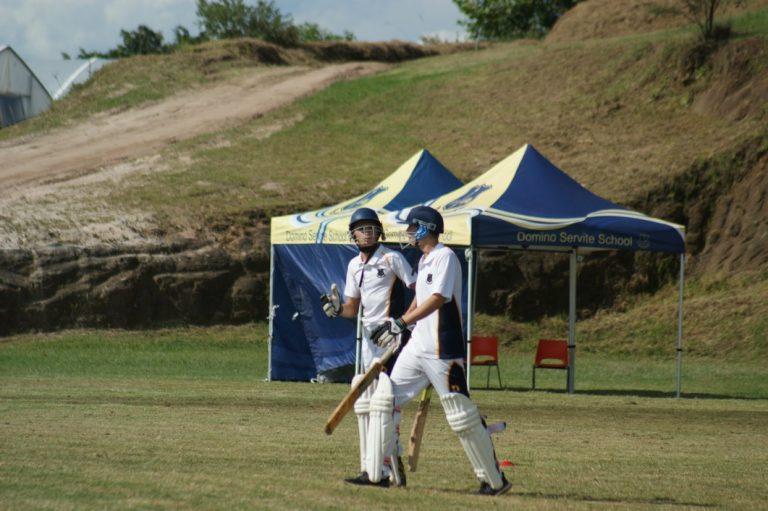 1st Cricket vs Hmb