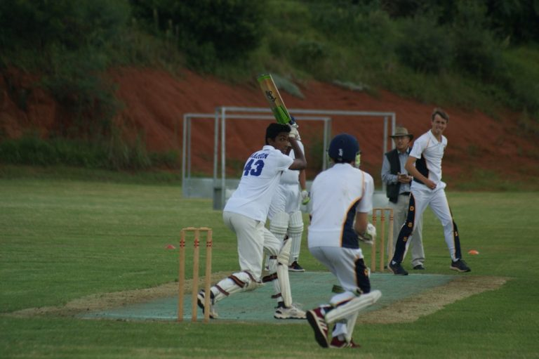 1st Cricket vs Gtn High