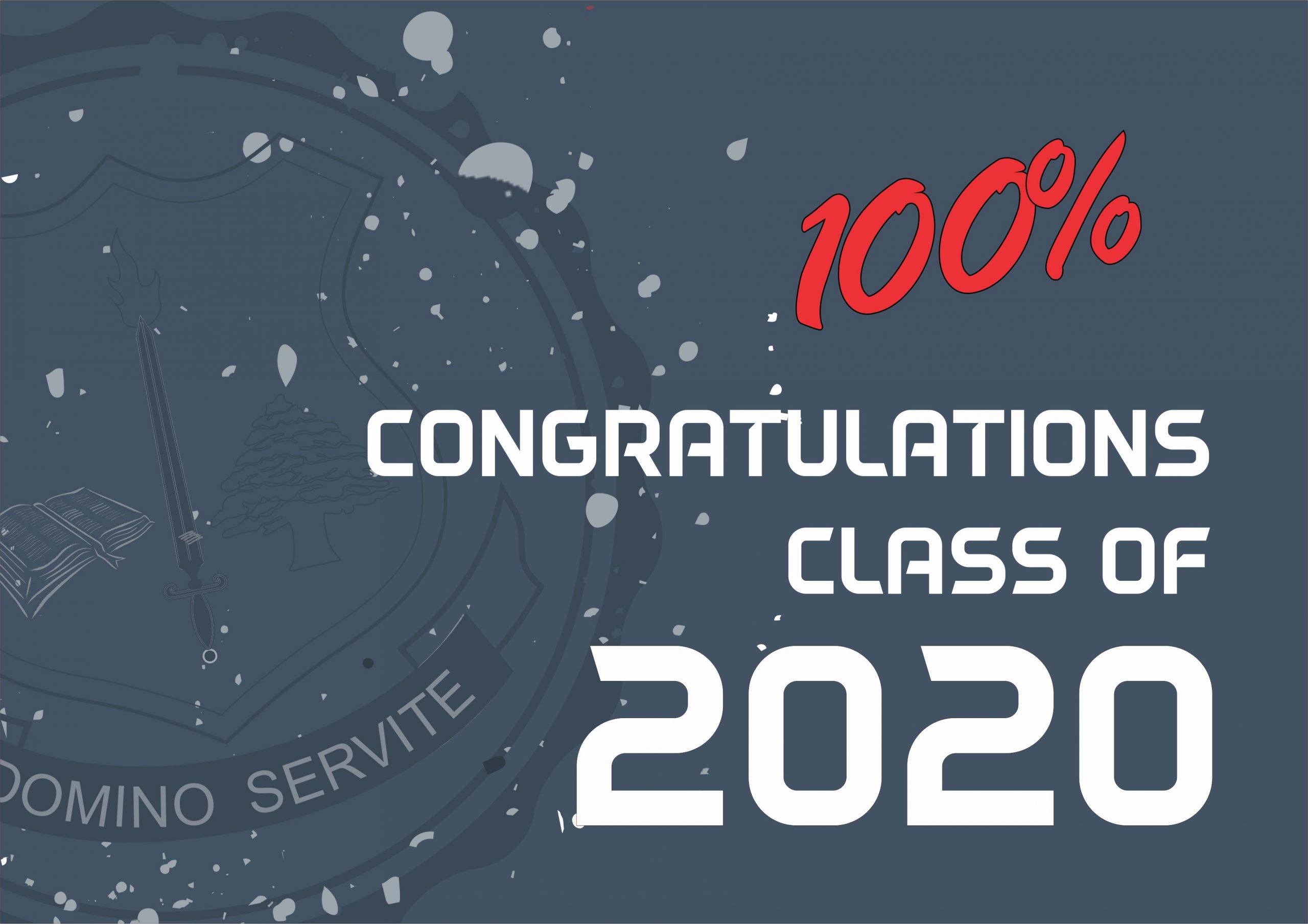 100% pass2